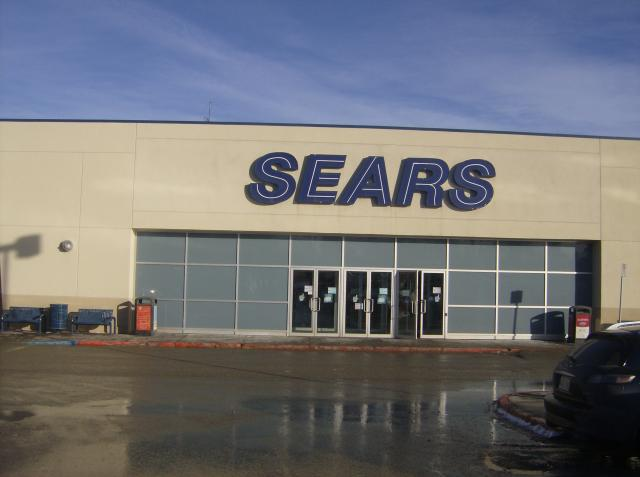 Stupid Sears and Kmart Merger