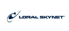 Loral Skynet logo - Stealing Share