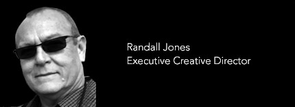 Randall Jones Executive Creative Director, Stealing Share