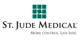 St. Jude Medical logo - Stealing Share