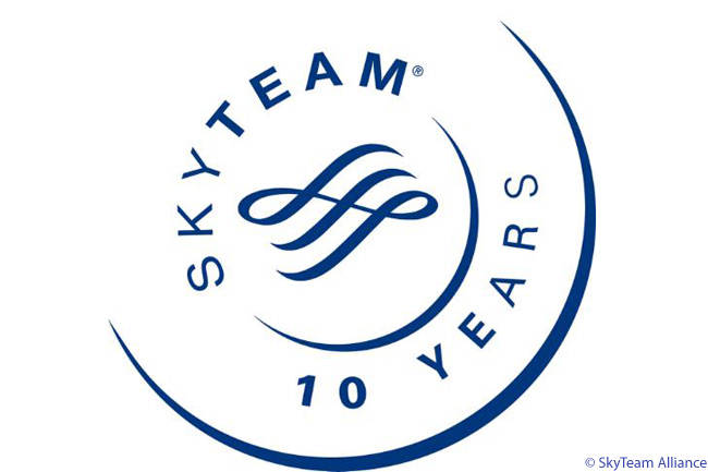 SkyTeam Alliance airline rebranding