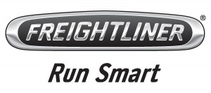 Freightliner logo in the Freightliner Brand