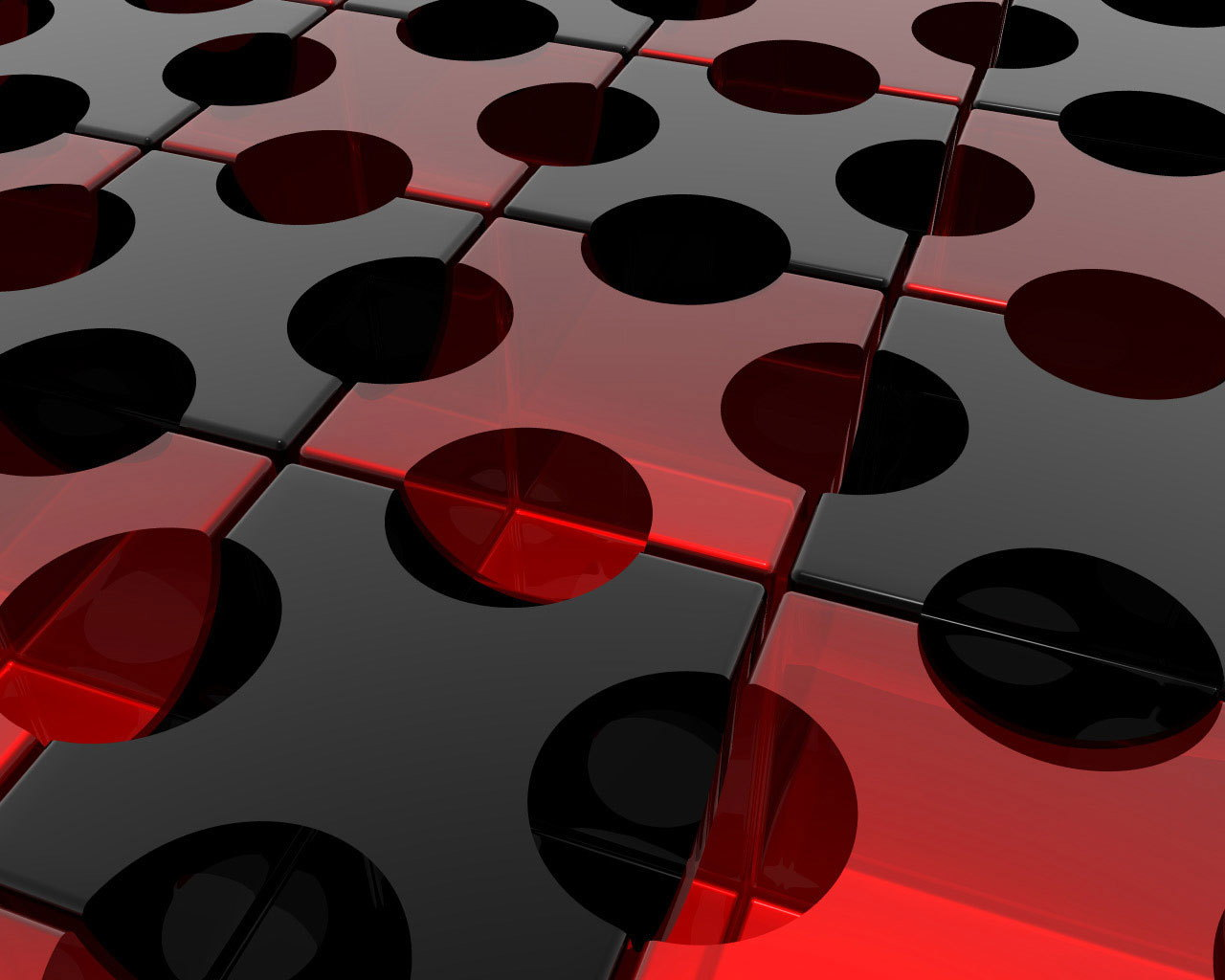 Small Header Red and black holes