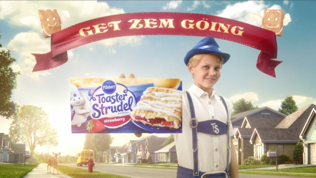 Toaster Strudel has expanded the Pop-Tart category and has hurt the breakfast cereal market