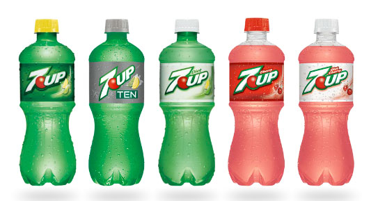 What Went Wrong With 7 Up Everything Stealing Share