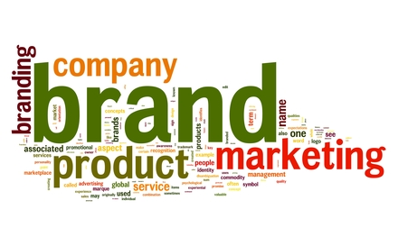 Branding business.  Brand as a business decision