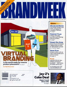 brand position