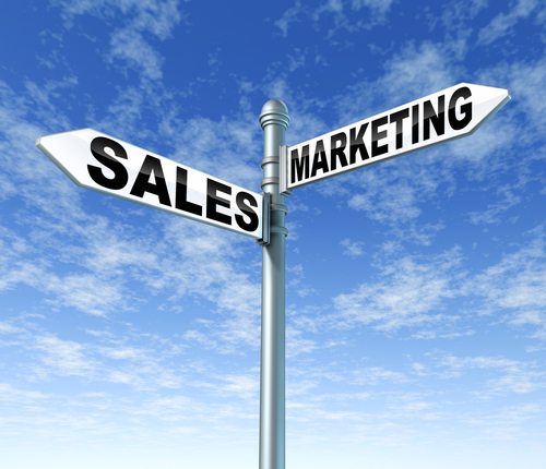 Sales to Marketing. Which One Are You?