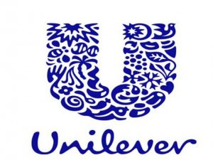 Unilever consumer packaged goods