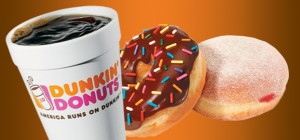 The brand of Dunkin' Donuts isn't a sausage, egg and cheese croissant.