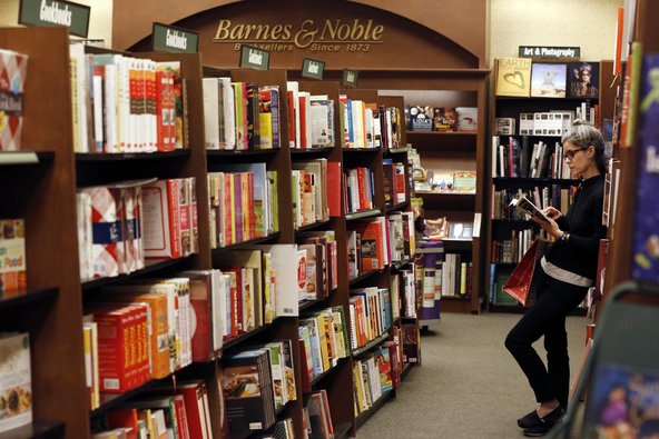 A split means more work for the Barnes & Noble brand