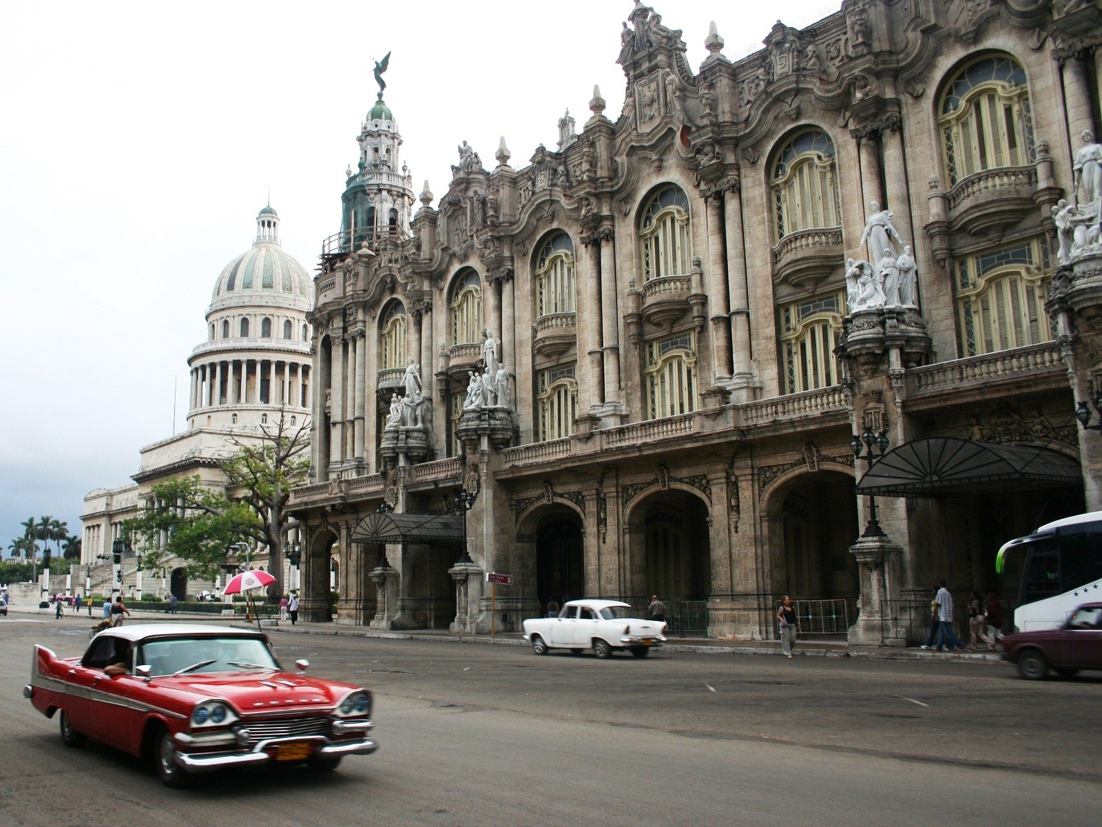 The Cuba brand. Affects destinations.