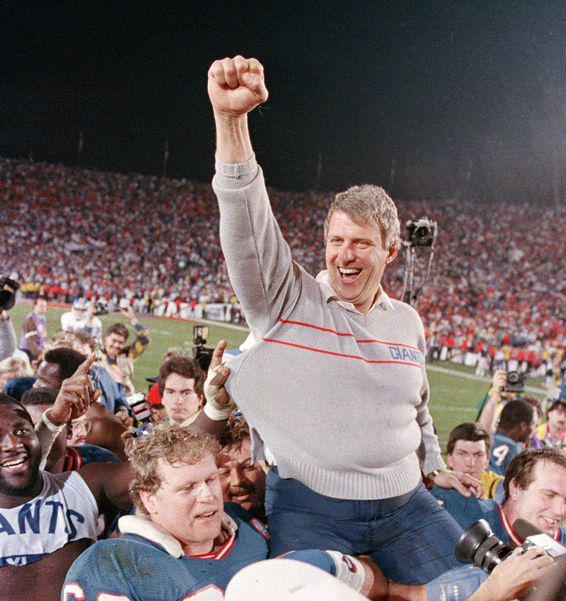 For the troubled NFL, it's a good thing Bill Parcells is out of coaching