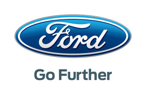 global automobile market. Ford logo