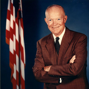 Politically Correct. President Eisenhower