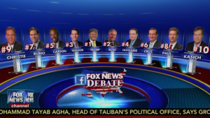 The Fox debate is actually the Donald Trump Debate