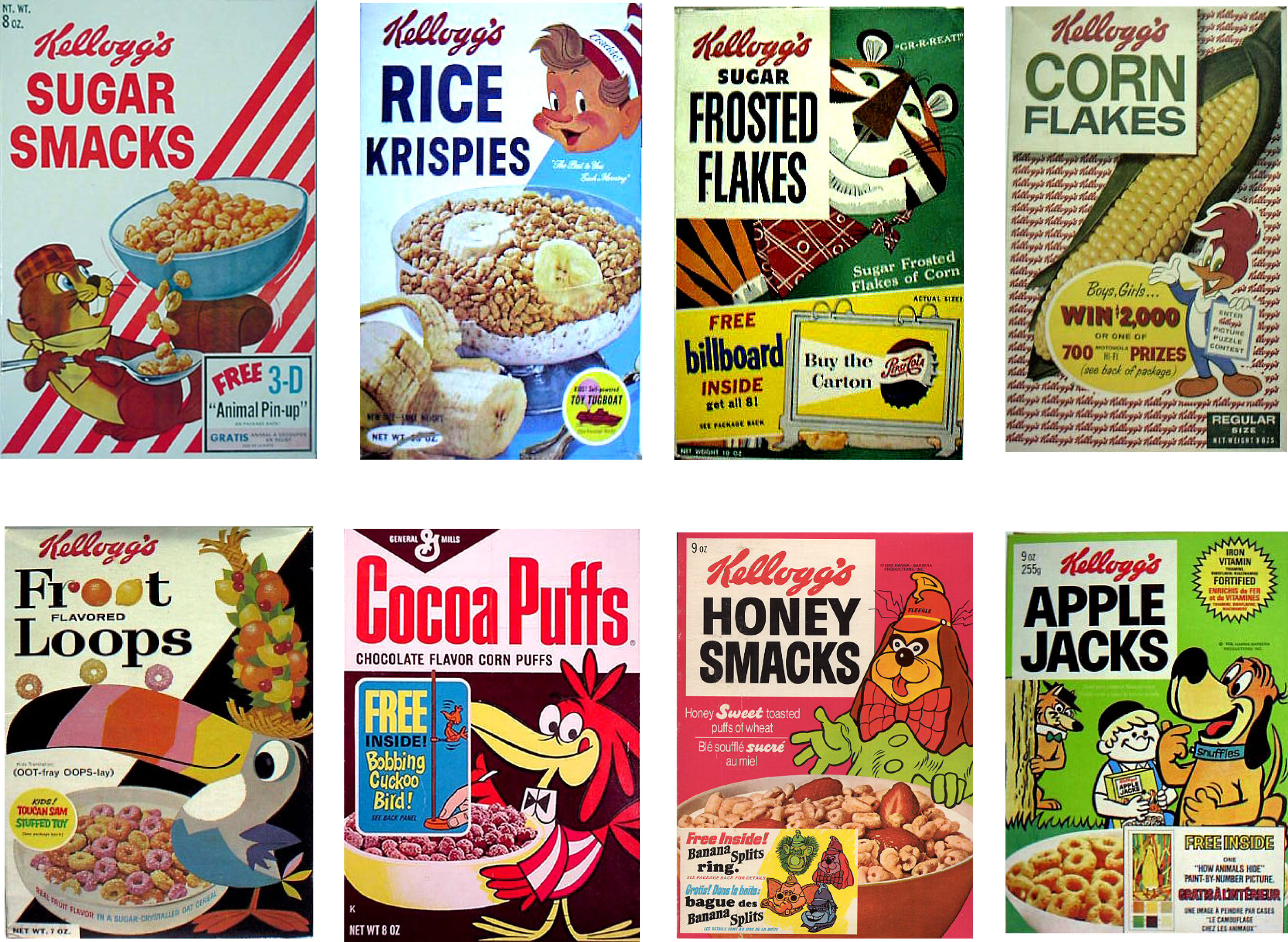 Breakfast Cereal And The Breakfast Food Market Stealing Share