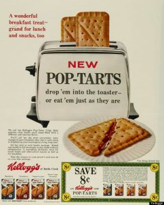1964 Breakfast cereals