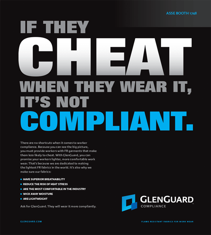 GlenGuard Technical Fabrics Stealing Share