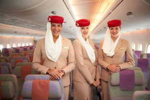 Emirates airline rebranding