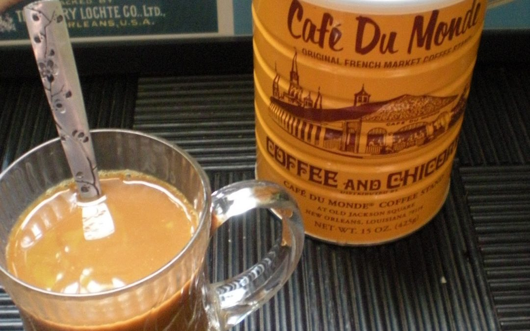 Cafe Du Monde elicits an experience, what's not to love?