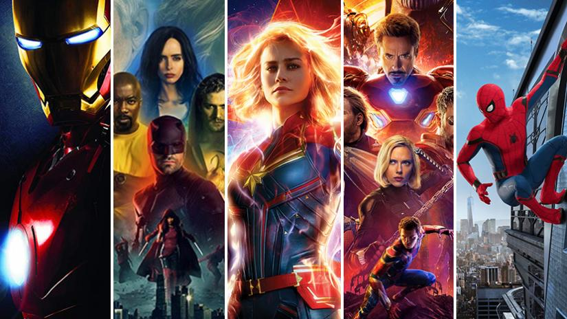 Marvel movies are OK, but let's not get carried away