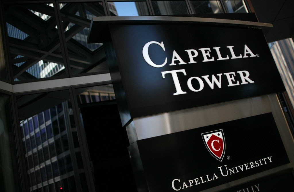 Capella University brand understands brand basics others don't