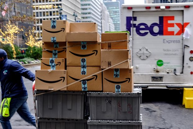 The FedEx brand failing to deliver on its promise