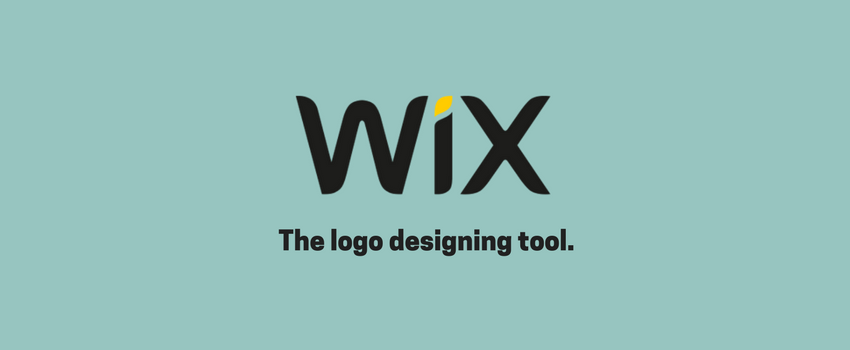 If you care about your brand, ignore the Wix Logo Maker