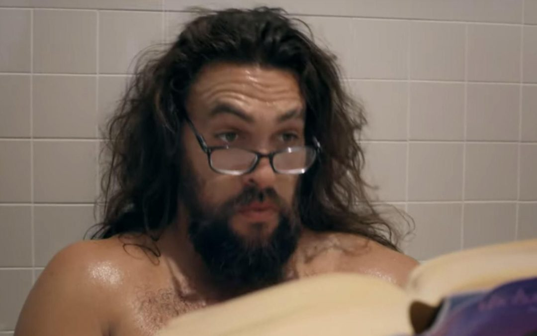 Only Momoa won among the mostly lame Super Bowl TV spots