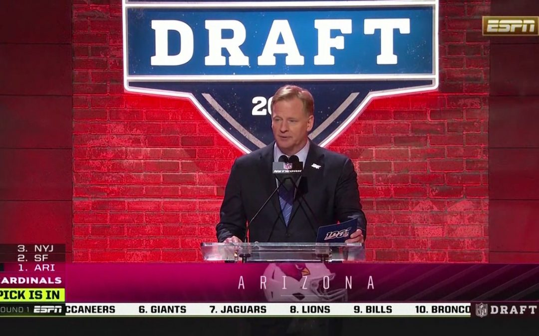The NFL Draft: The league gets lucky