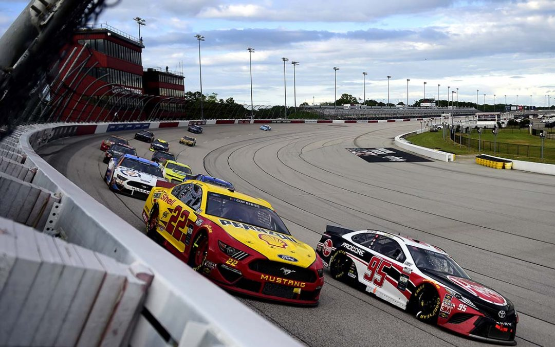 What the NASCAR reopening means