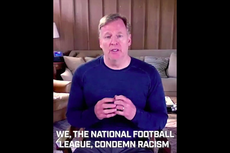 League accepting NFL protests. Tide turning?