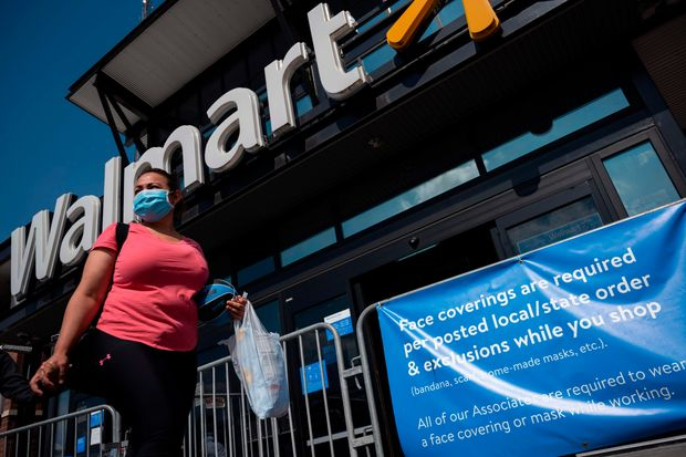 Walmart mask mandate sends a powerful statement