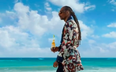 Snoop and the Corona beer brand: A perfect match