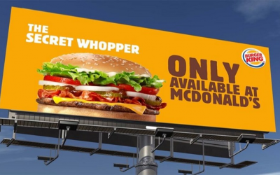 Fast food branding: It's the only way to win
