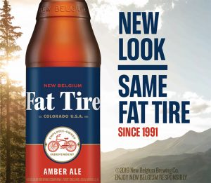 Fat Tire Beer marketing