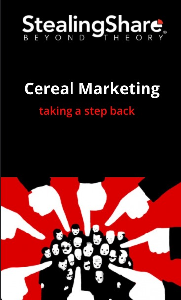 Cereal Marketing Web Story