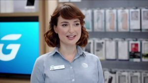 AT&T commercial