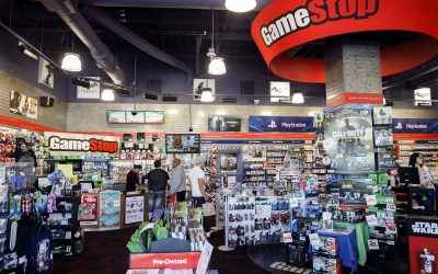 Why the GameStop brand: The stock breaking the short sellers
